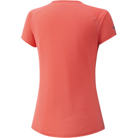 Mizuno Solarcut T-Shirt Femme, sugar coral